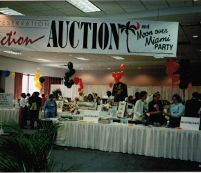 The Preservation Action Foundation Auction, Moon over Miami, 1992.